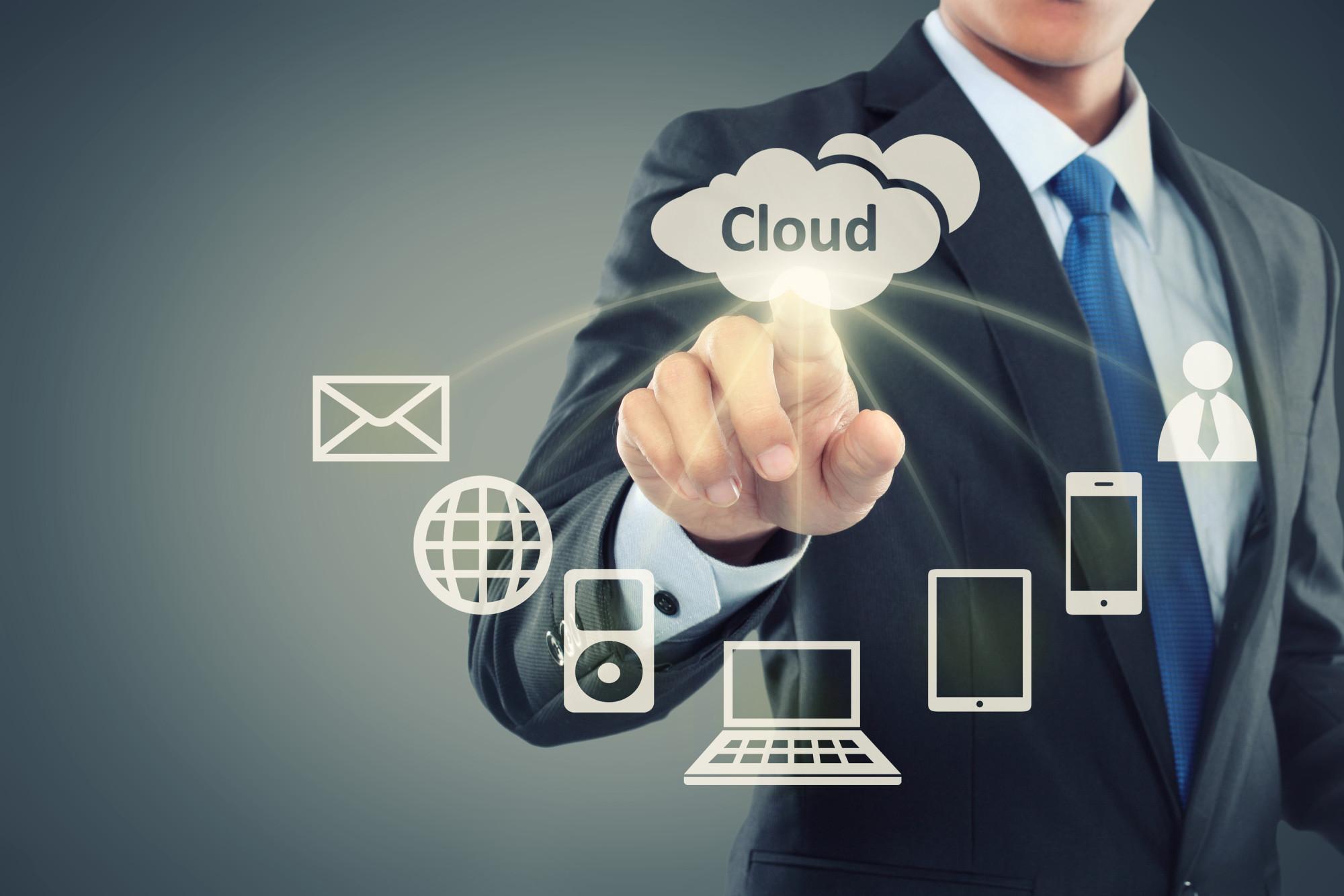 Boekhouden in de cloud