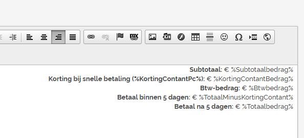 a66a569d235c12 België: korting contant (factuurkorting voor snelle betalers ...
