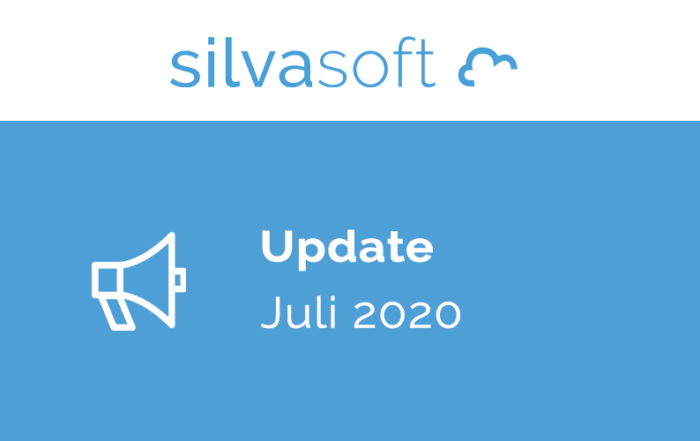 Silvasoft software update juli 2020